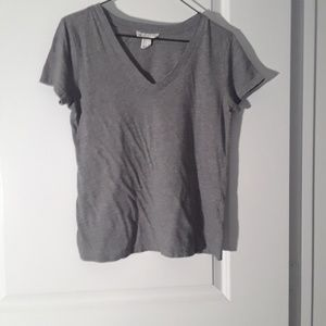 Forever 21 Gray cotton shirt